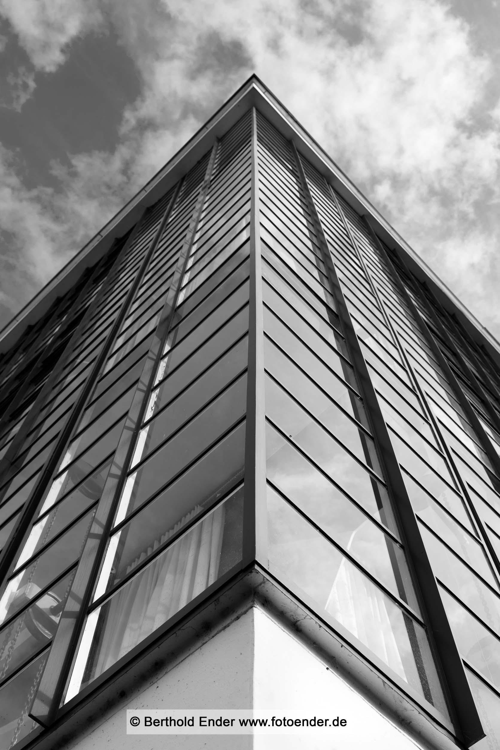 Bauhaus Dessau, Fotostudio Ender
