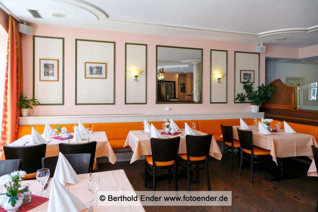 Hotel und Restaurant  Goldener Fasan Oranienbaum