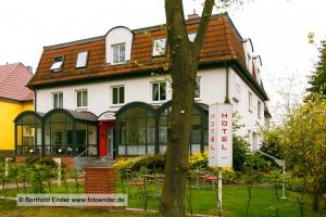 Hotel 7 Säulen in Dessau - Fotostudio Ender