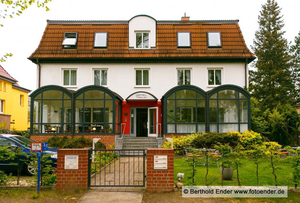 Hotel 7 Säulen in Dessau- Fotostudio Ender
