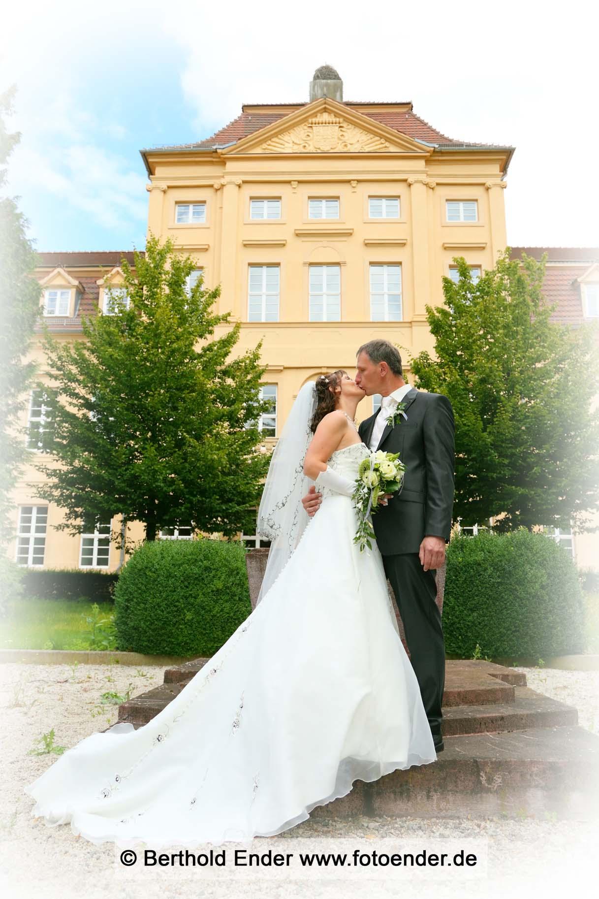 Hochzeitsfotos in Barby