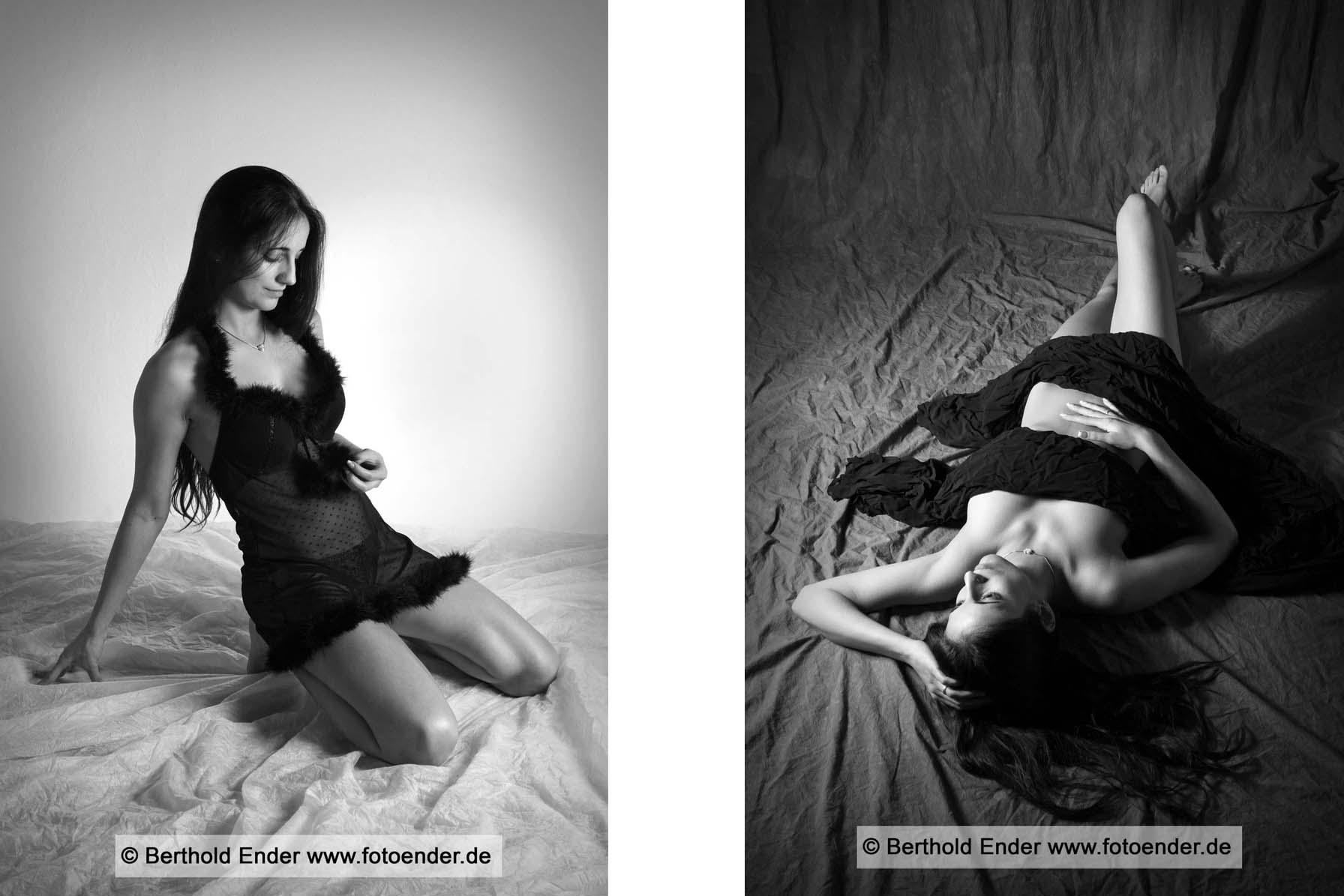 Fotos in Dessous