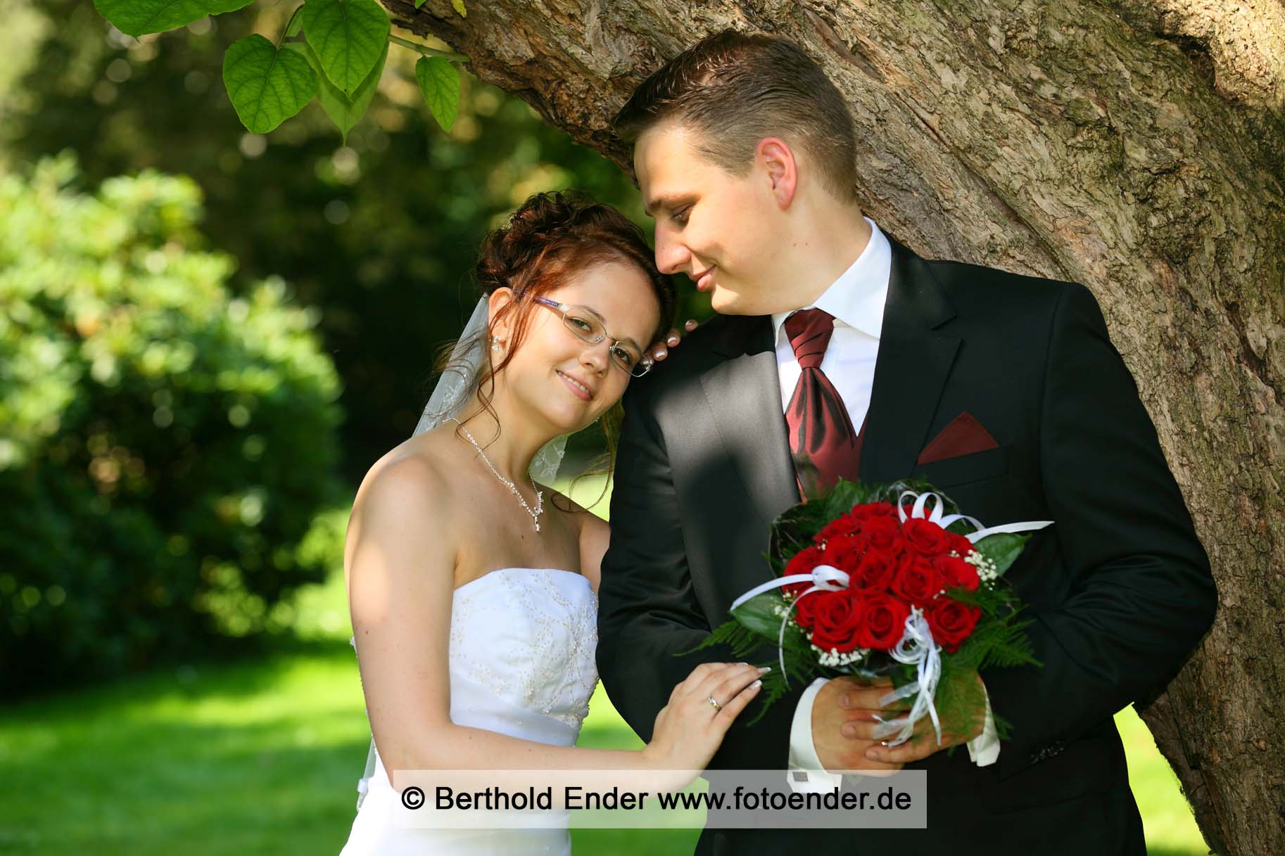 Hochzeitsfotograf Lutherstadt Wittenberg: Fotostudio Ender