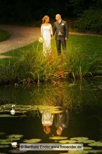 Hochzeitsfotograf im Wörlitzer Gartenreich