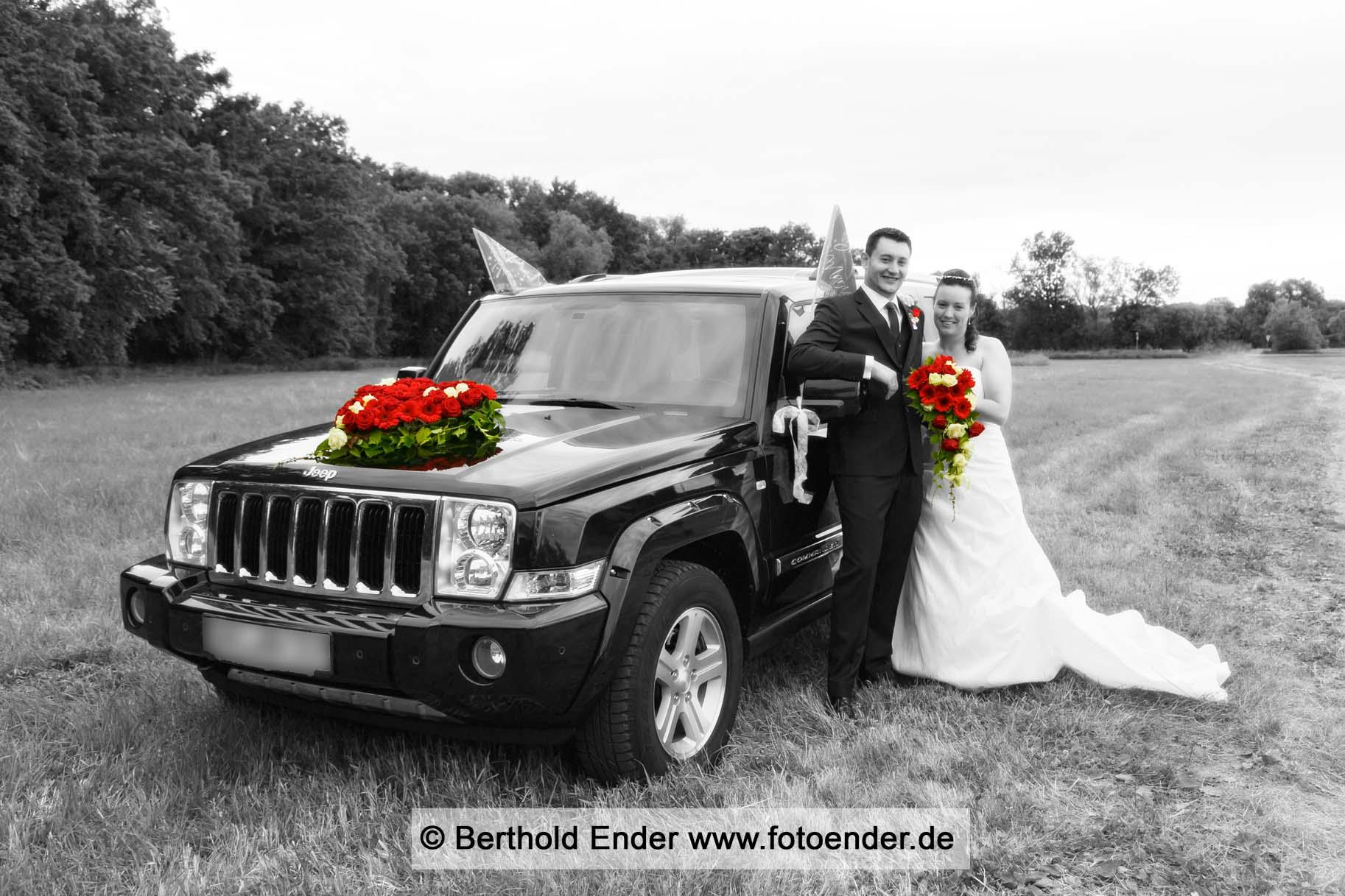 Brautpaar Shooting im Wörlitzer Park, Fotostudio Ender