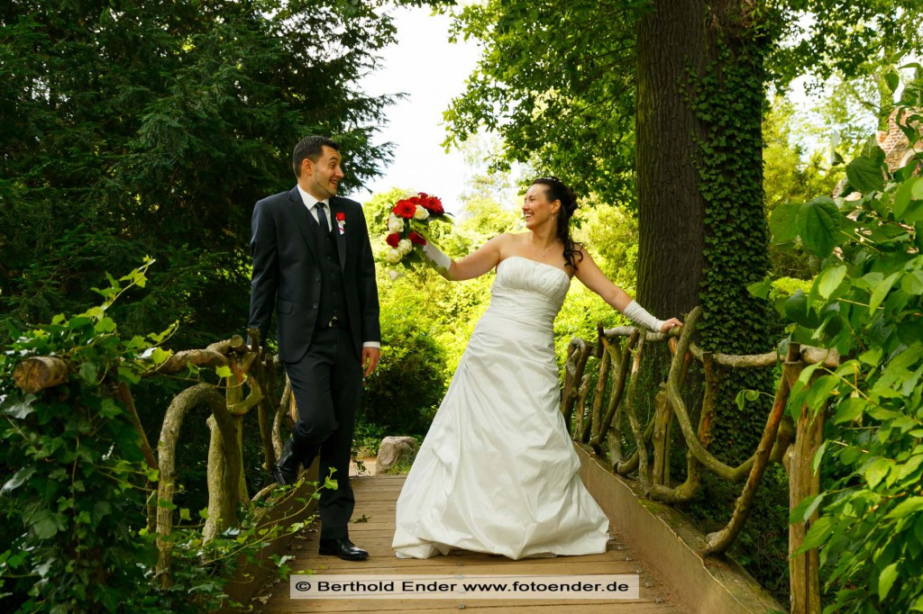 Heiraten in Wörlitz, Fotostudio Ender