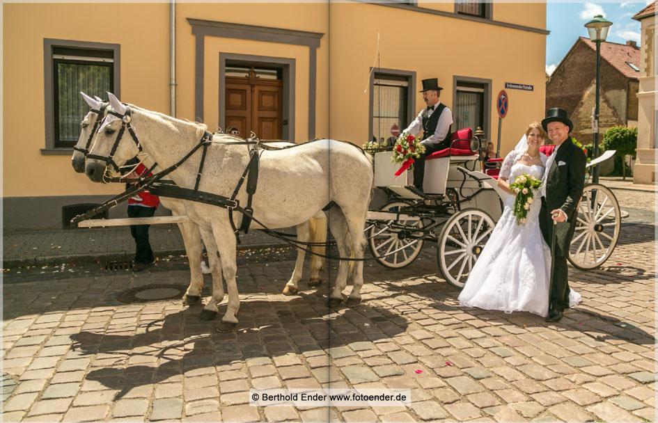 Hochzeitsbuch Wörlitz