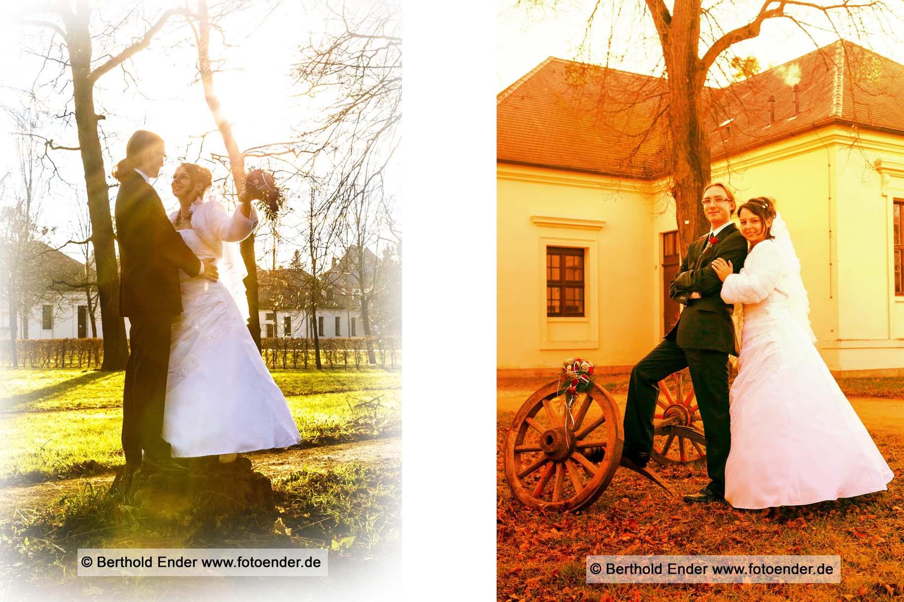 Hochzeitsbilder im Georgium Dessau-Rosslau