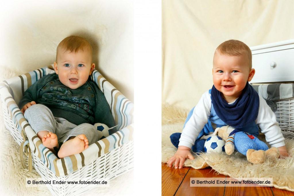 Kinderbilder im Studio: Fotostudio Ender, Oranienbaum-Wörlitz
