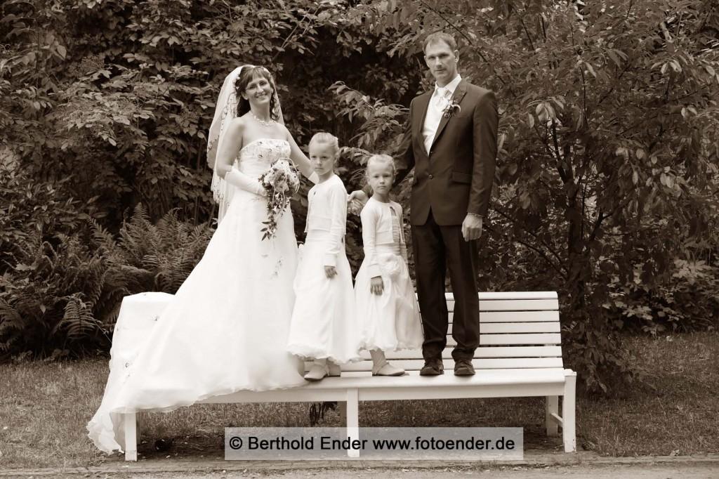 Hochzeitsfotos in Barby: Fotostudio Ender