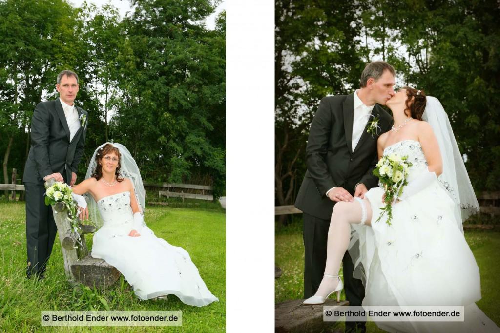 Brautpaar Fotoshooting in Barby