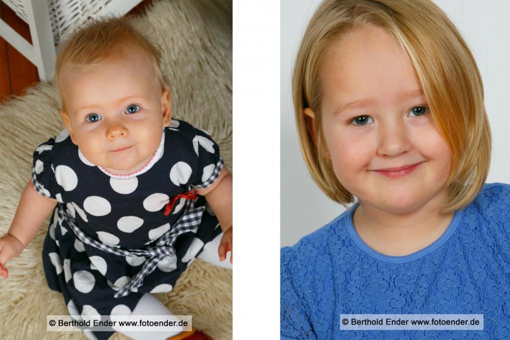Kinderbilder im Fotostudio Ender