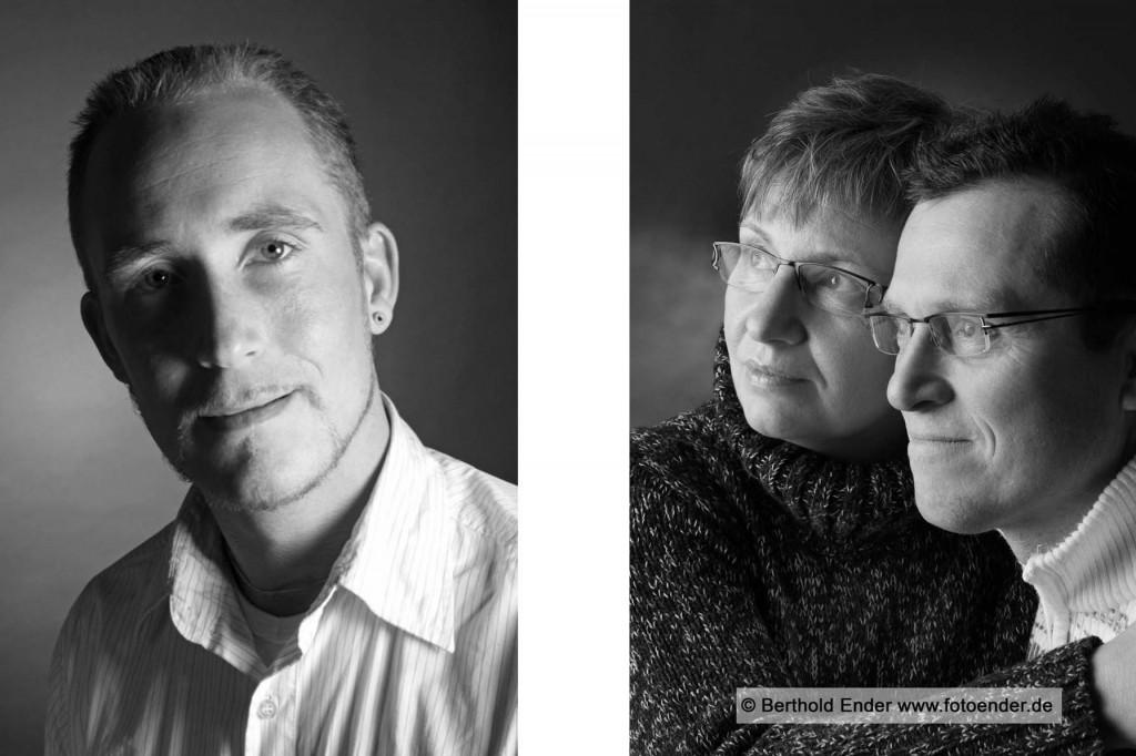 Portraitfotos im Studio: Fotostudio Ender, Oranienbaum-Wörlitz