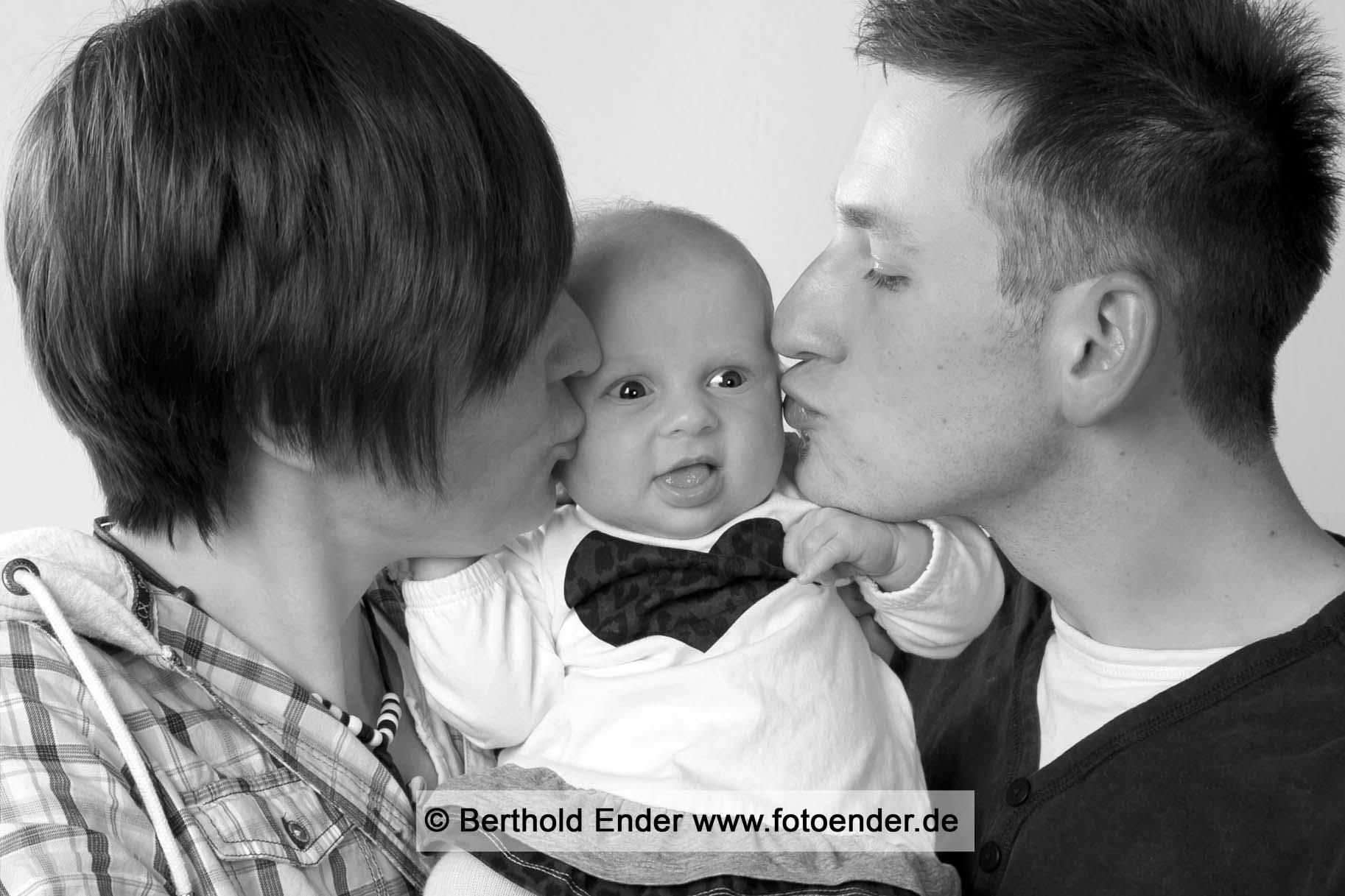 Familienfotos- Fotostudio Ender Oranienbaum-Wörlitz