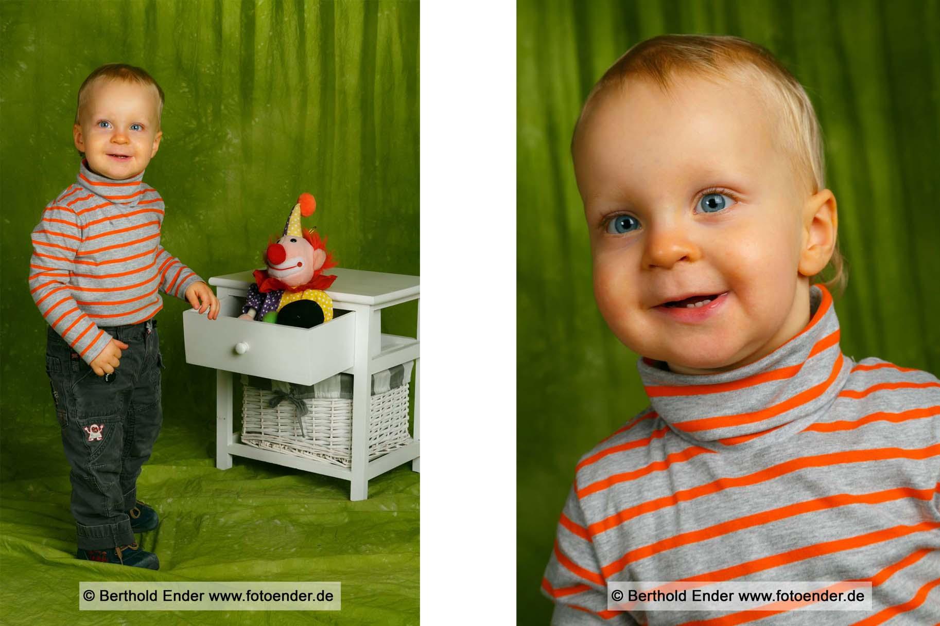 Kinderbilder Fotostudio Ender