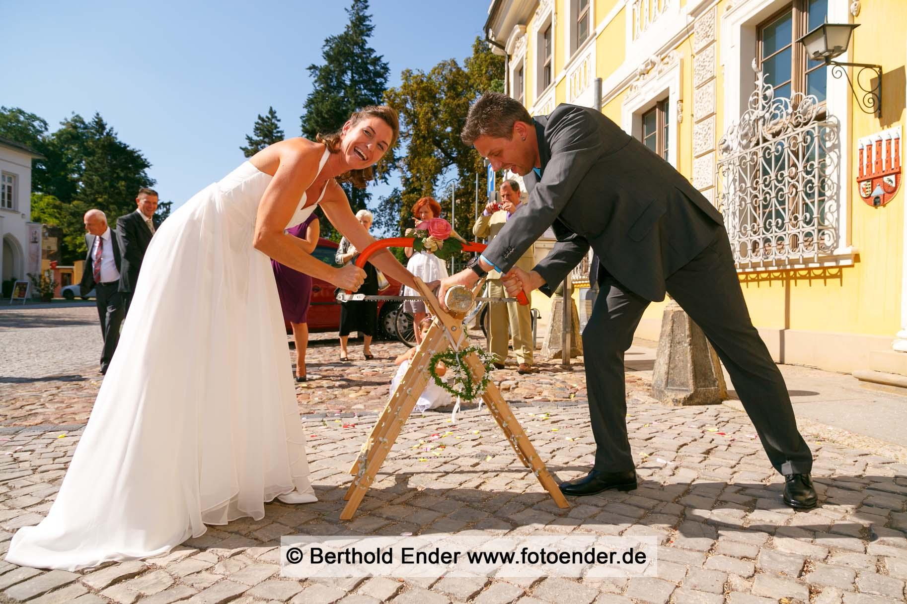 Hochzeit in Zerbst - Fotostudio Ender