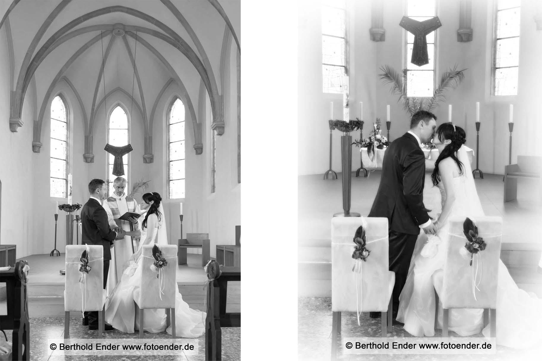 kirchliche Trauung in Gommern