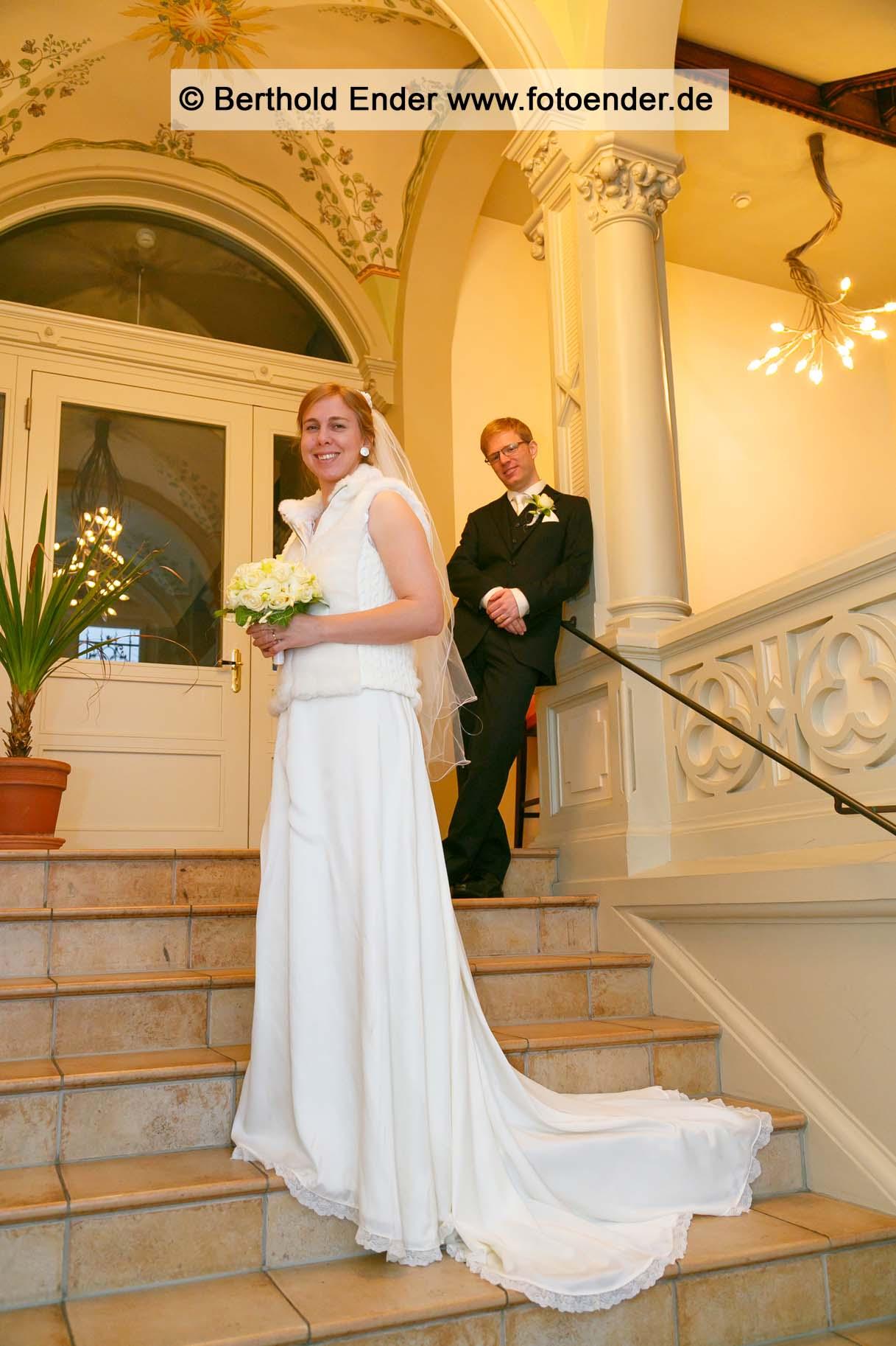 Heiraten in der Bersteinvilla an der Goitzsche