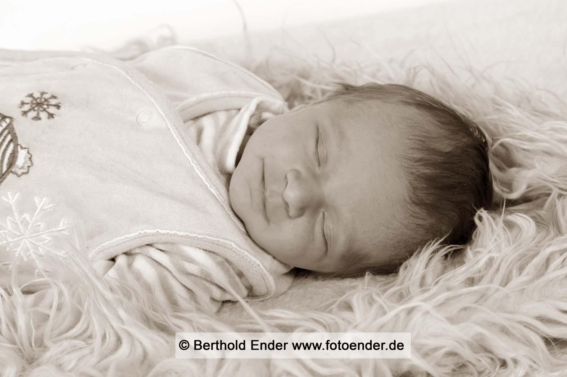 Babybilder im Studio: Fotostudio Ender, Oranienbaum-Wörlitz