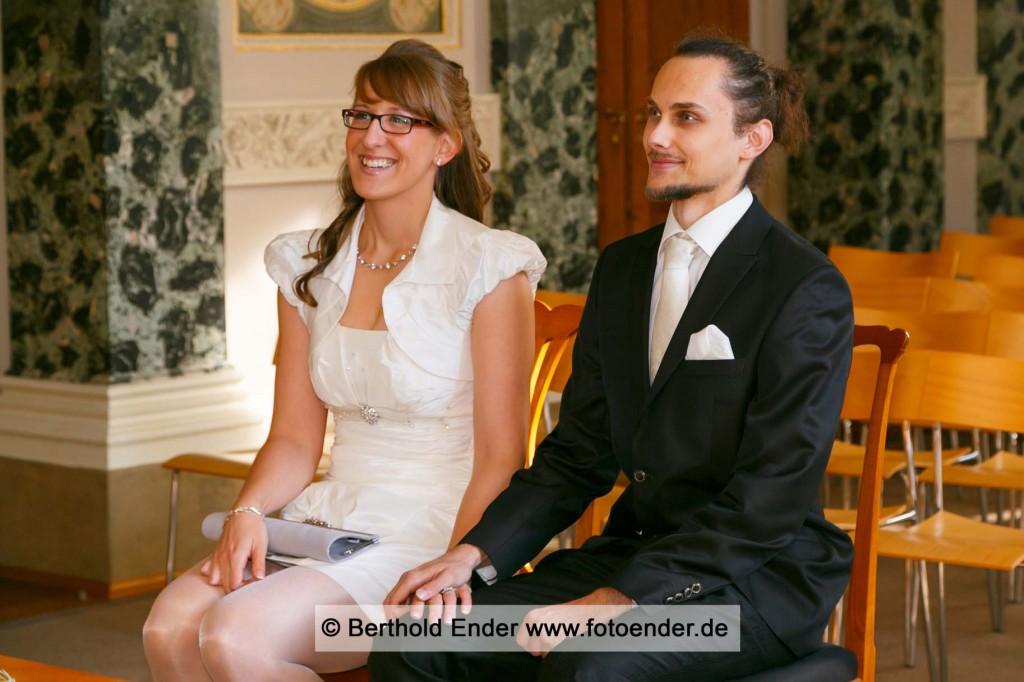 Heiraten im Luisium