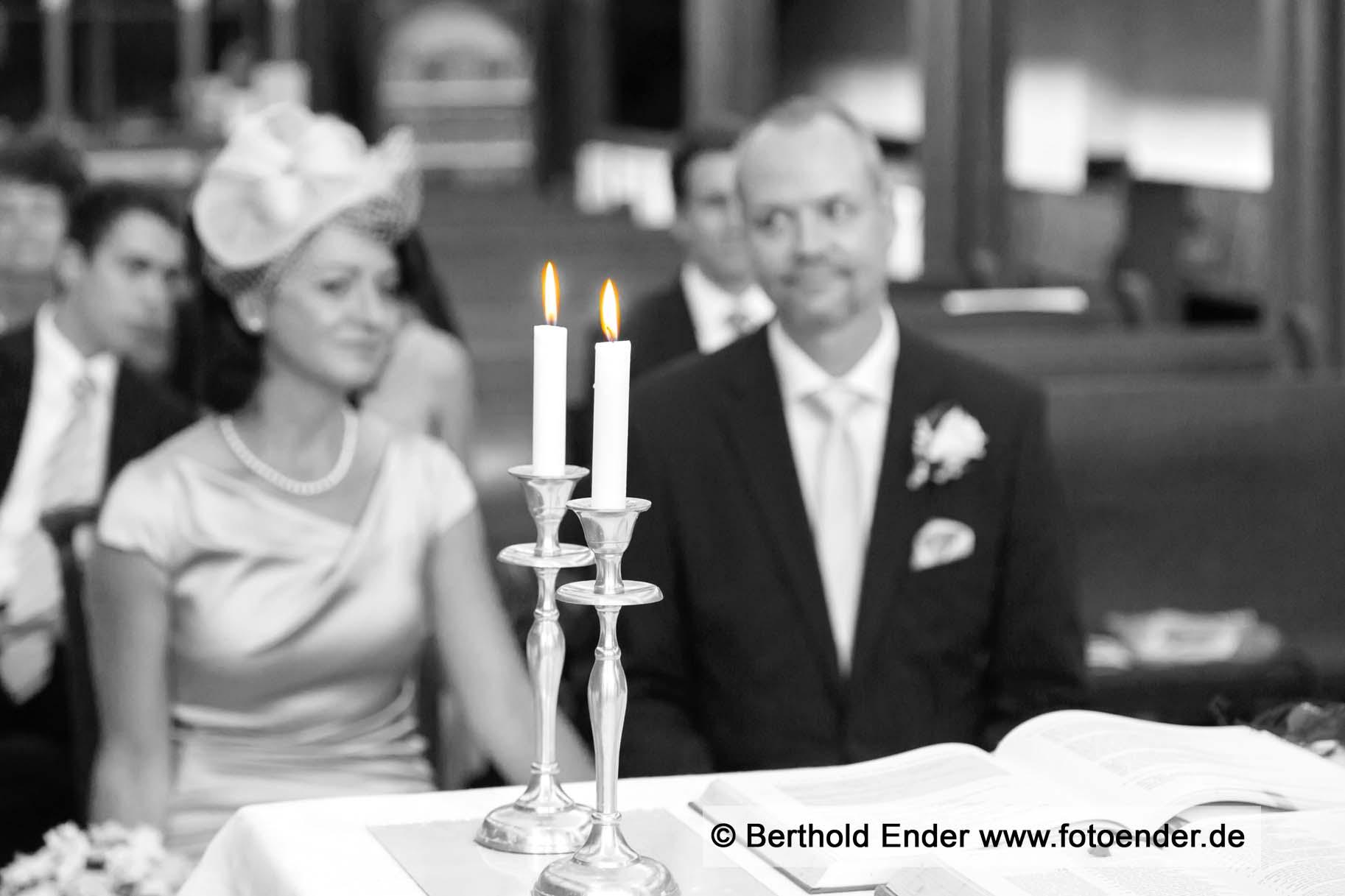 Silberhochzeit in der Kirche zu Wörlitz