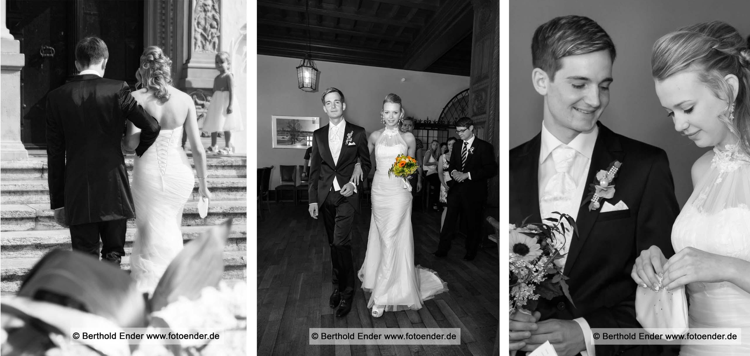 Hochzeit im Standesamt Wittenberg