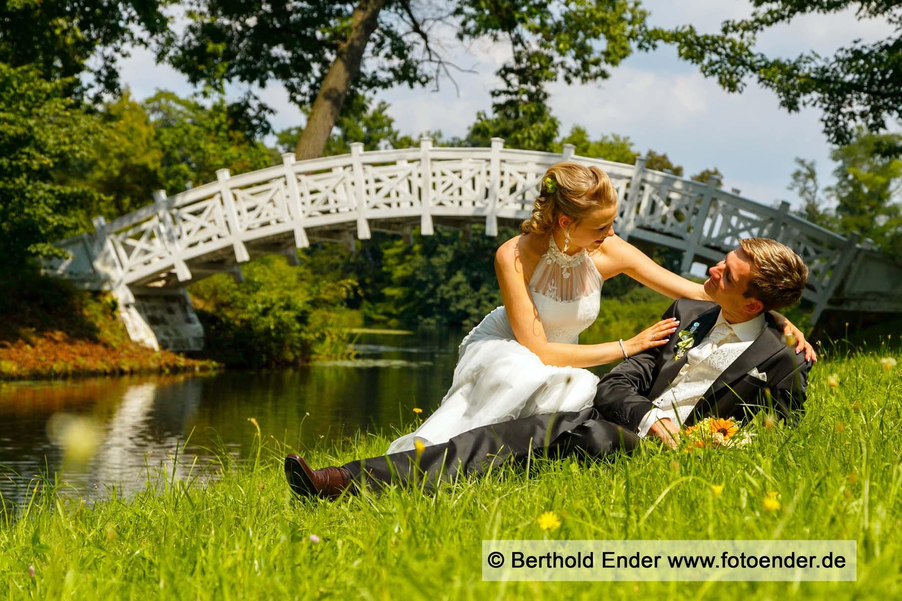 Brautpaar Shooting in Wörlitz
