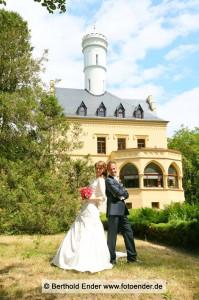 Heiraten im Schloß Kropstädt