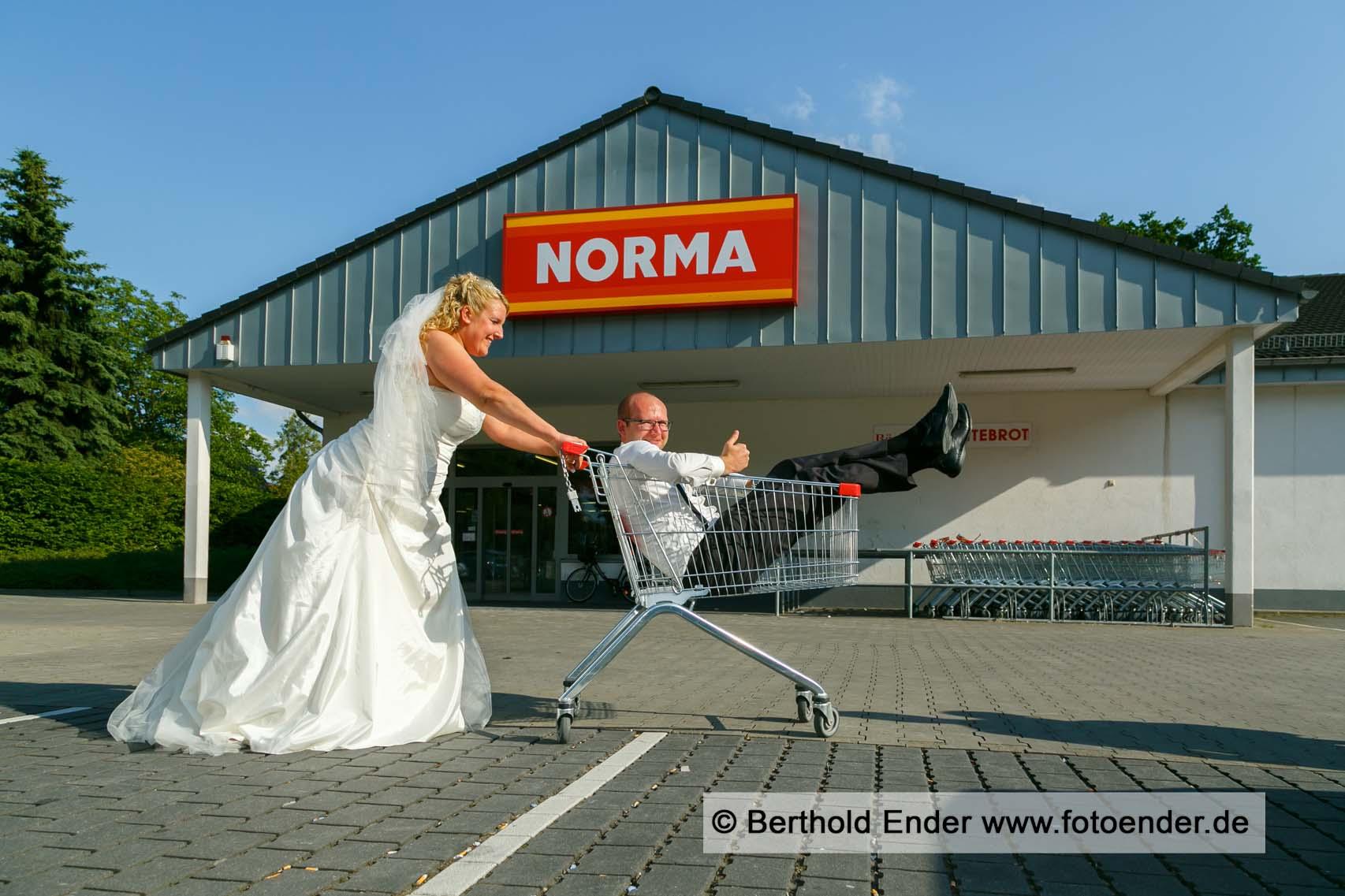 Brautpaar Shooting in Coswig
