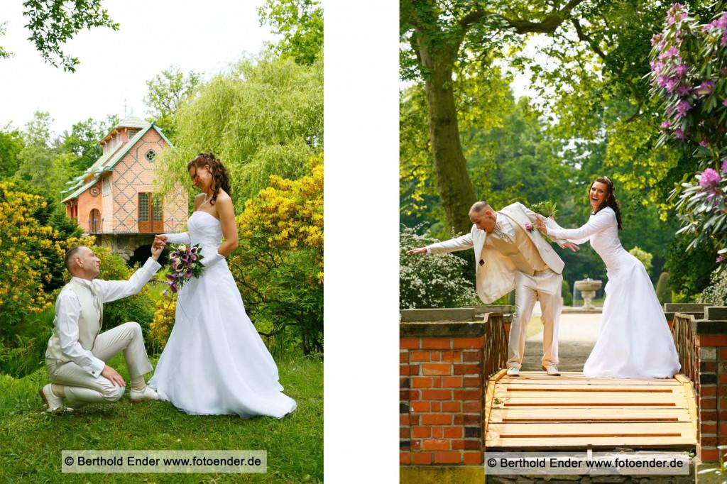 Hochzeitsfotos Oranienbaum