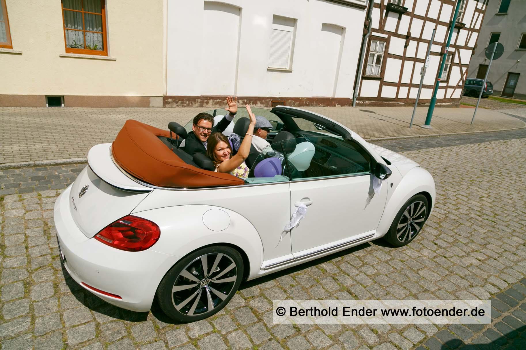 Hochzeit in Wörlitz - Fotostudio Ender