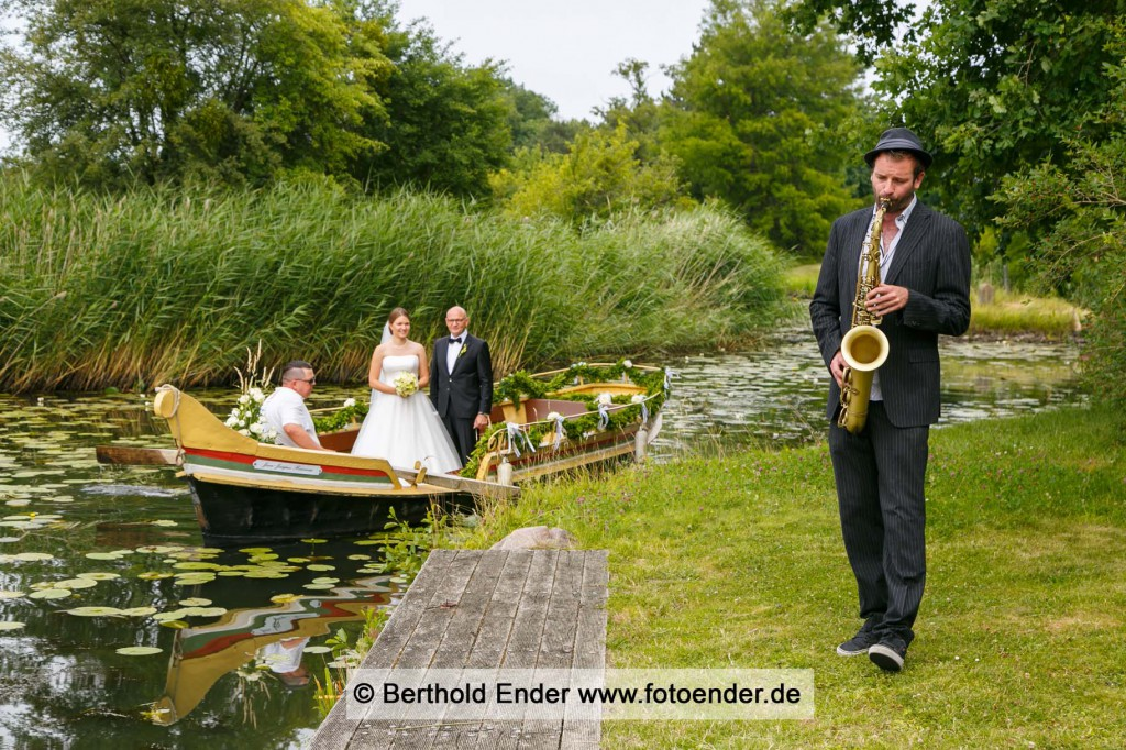 die Braut kommt - Fotostudio Ender
