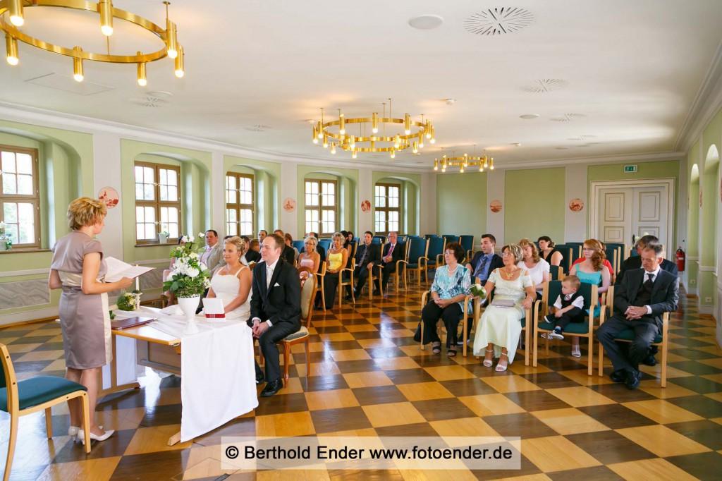 Hochzeit im Schloss Jessen
