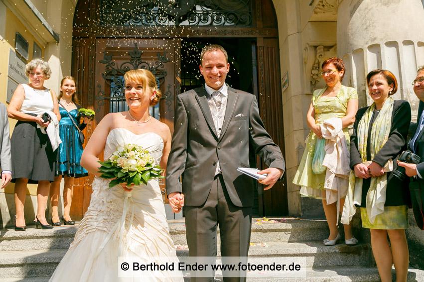 Hochzeit im Standesamt Köthen