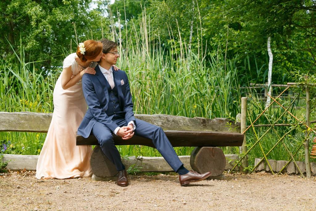 Hochzeit Gutsscheune Schwemsal