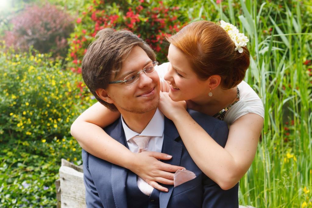 Hochzeit in der Gutsscheune in Schwemsal
