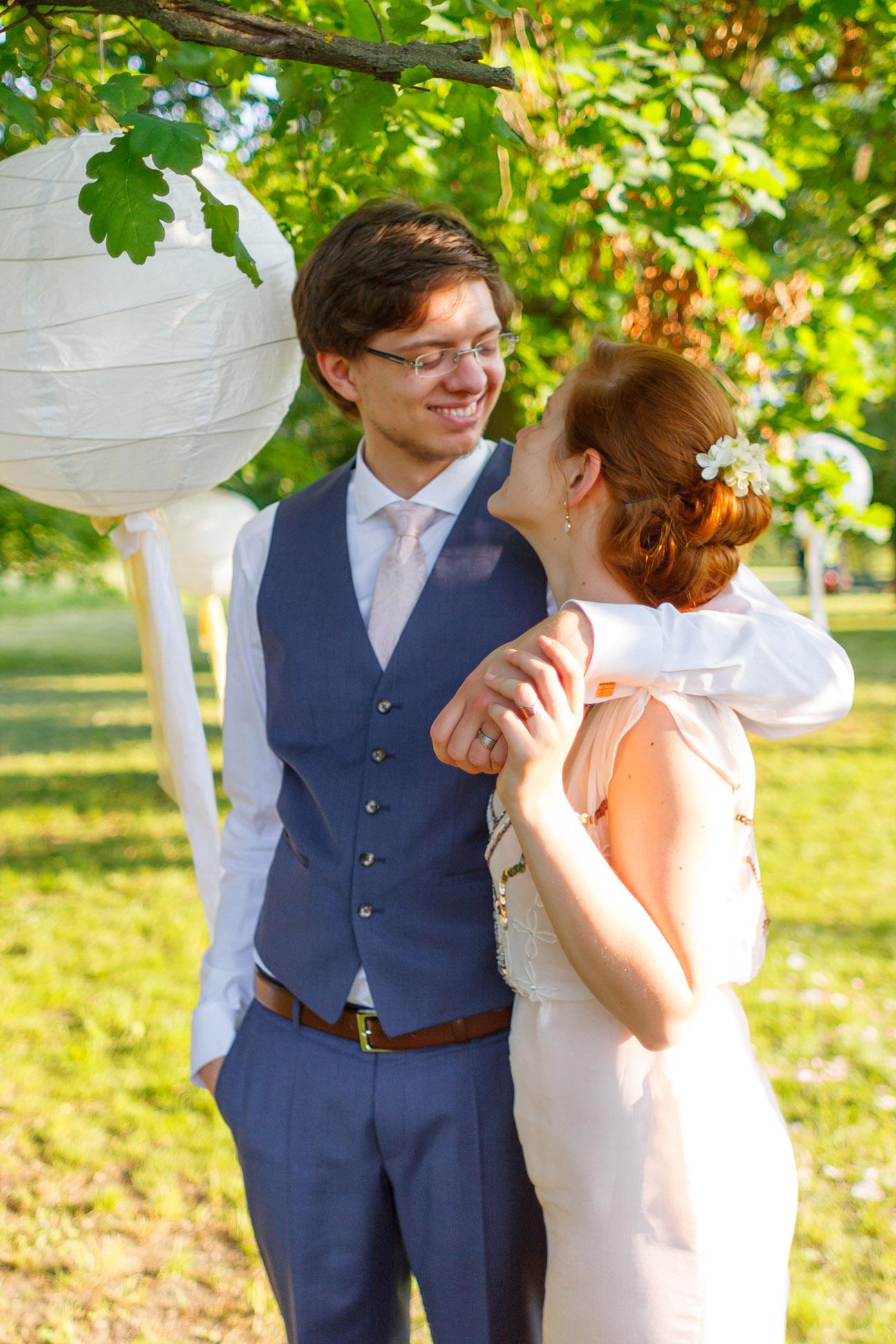 Brautpaar Shooting in Schwemsal