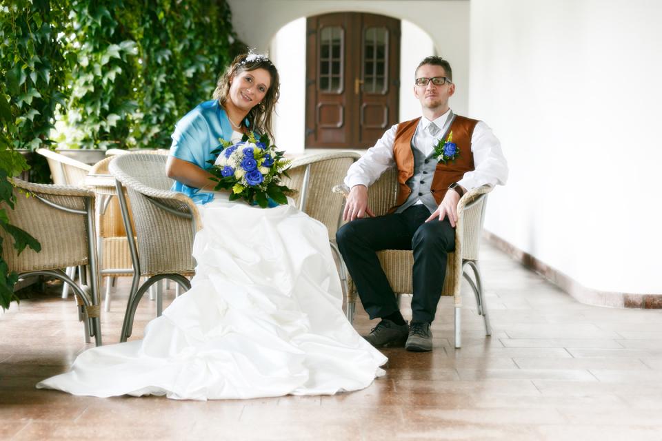 Hochzeitsfotos in Bad Schmiedeberg - Fotostudio Ender