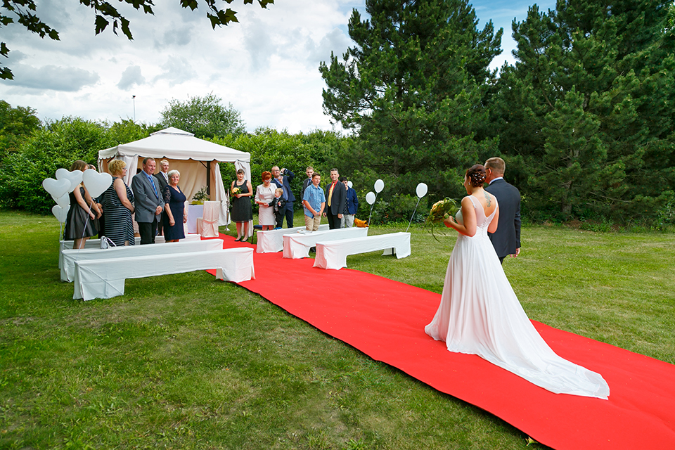 Heiraten im Country Park Hotel Brehna - Fotostudio Ender