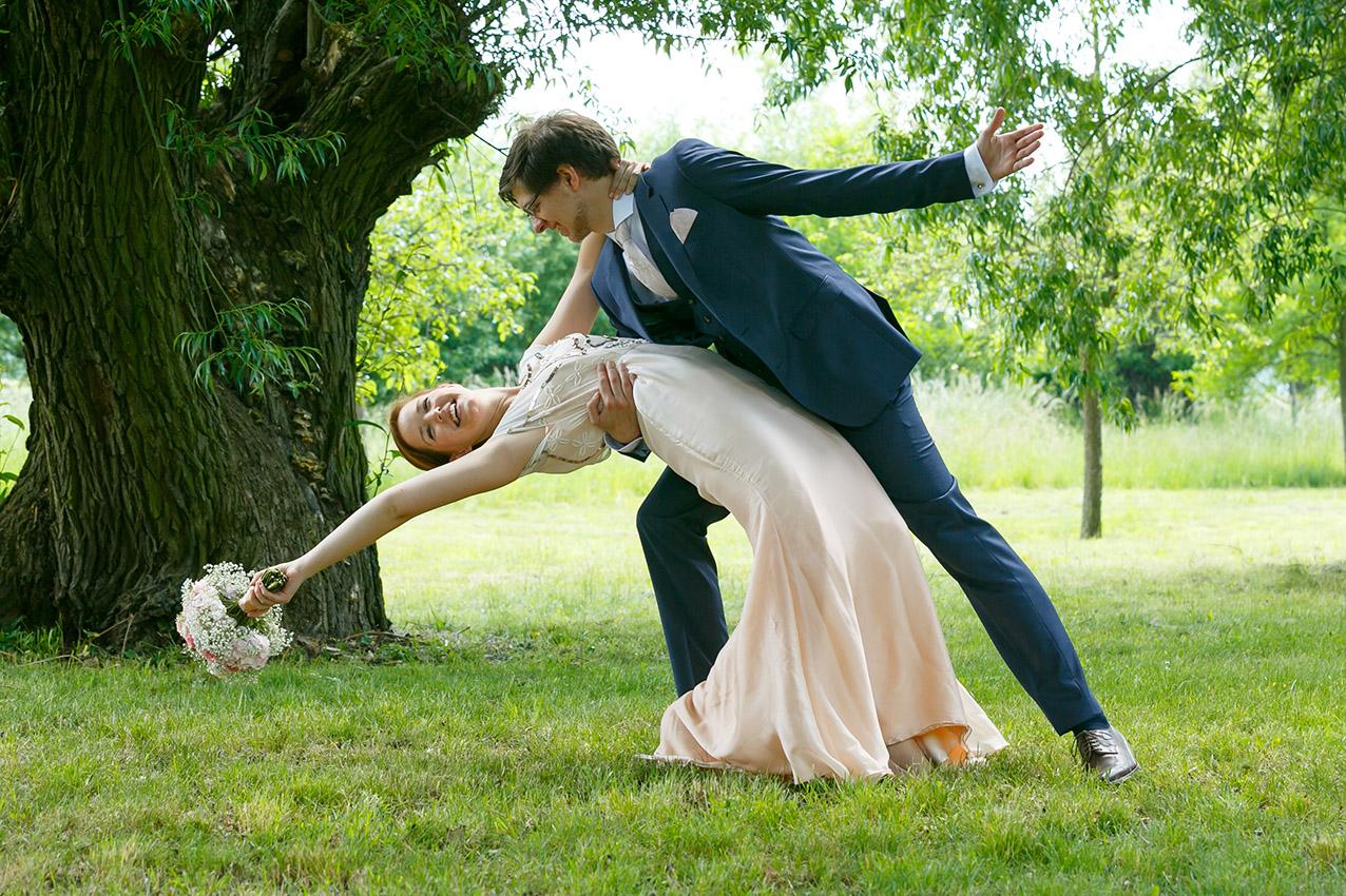 Hochzeit in der Gutsscheune Schwemsal