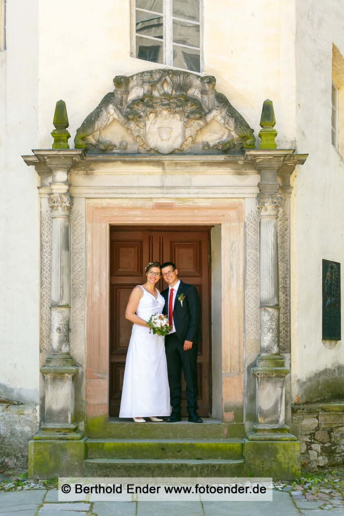 Heiraten in der Schlosskapelle Köthen