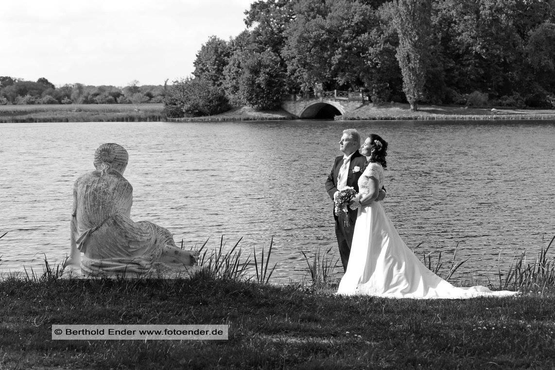 Hochzeitsbilder in Wörlitz