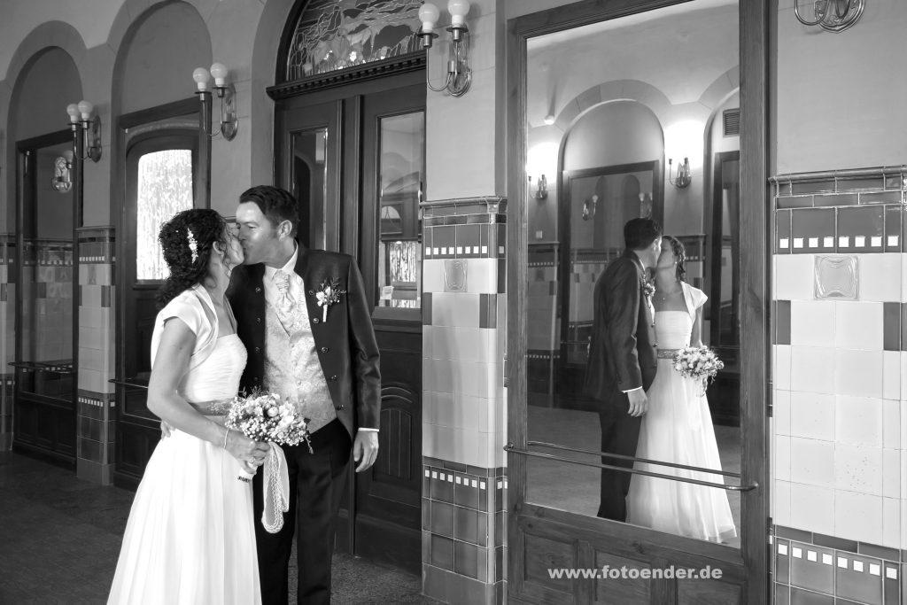 Hochzeitsfotos in Bad Schmideberg