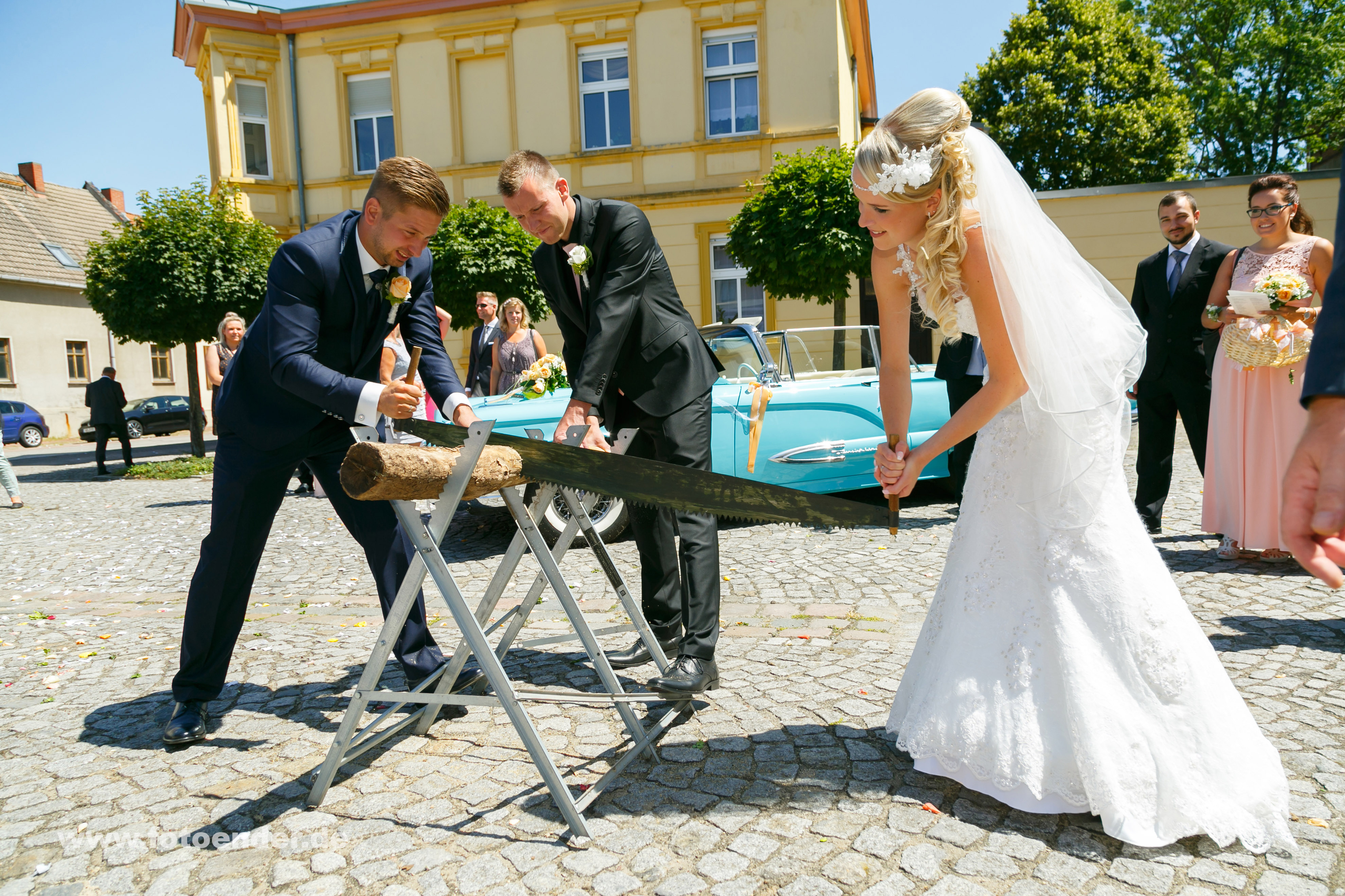Heiraten in Oranienbaum