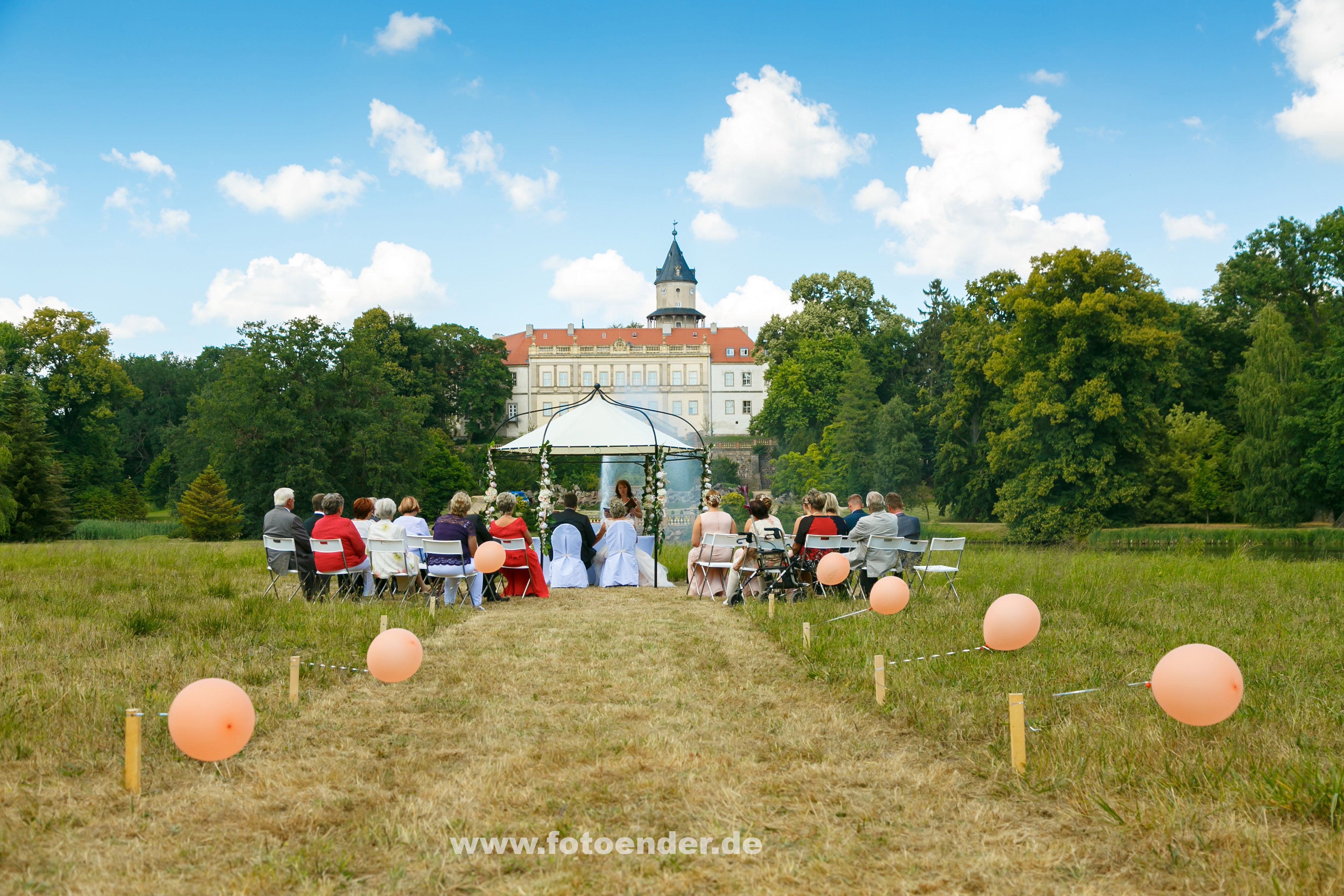 Freie Trauung in Wiesenburg