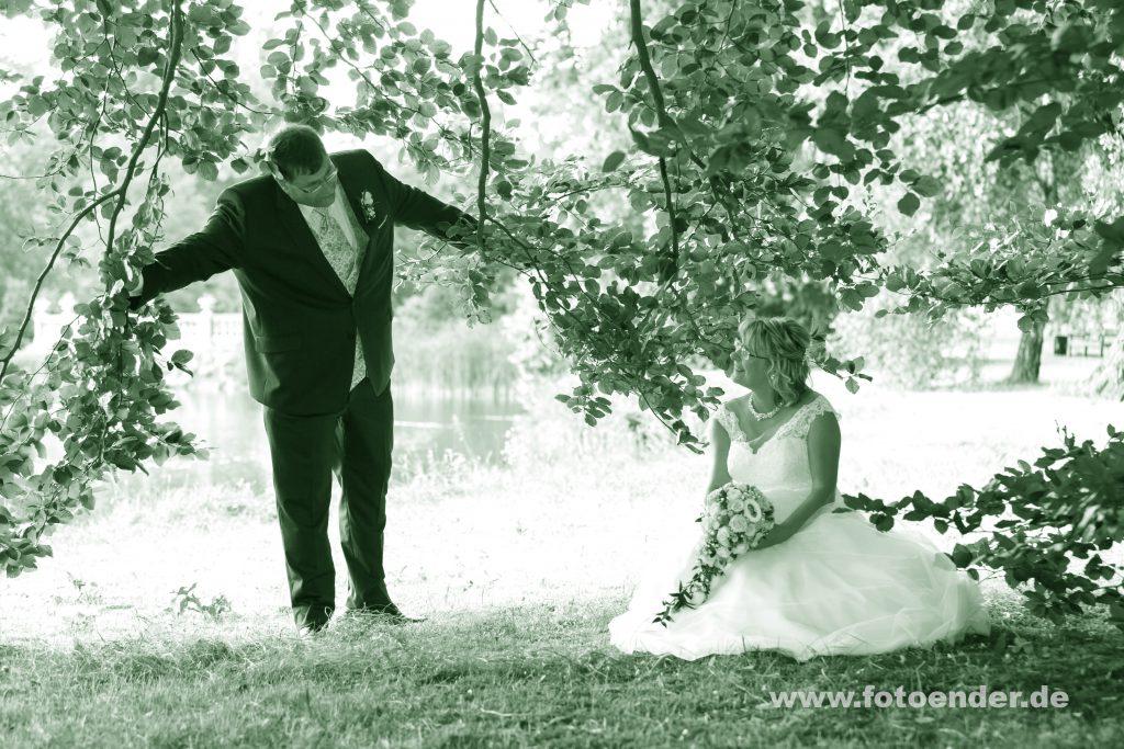 Hochzeitsfotos in Wiesenburg