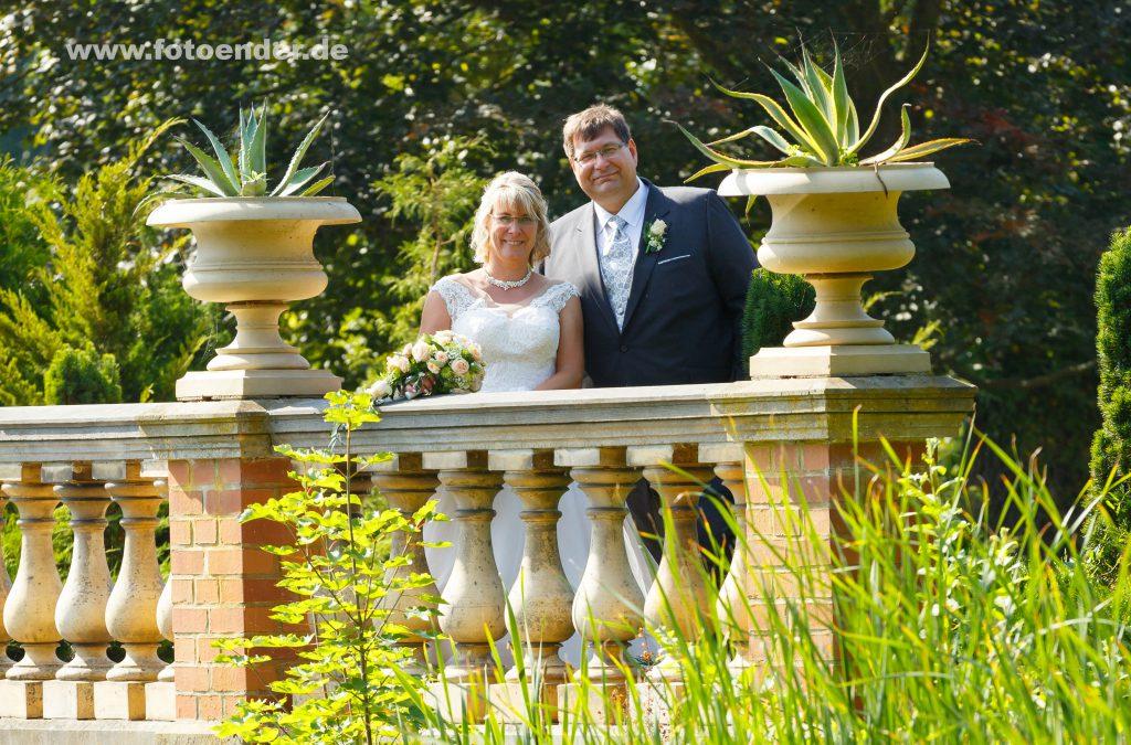 Brautpaarfotos in Wiesenburg