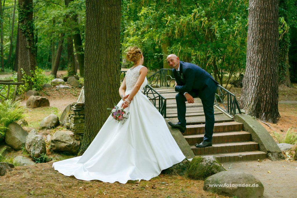 Hochzeit in Oranienbaum