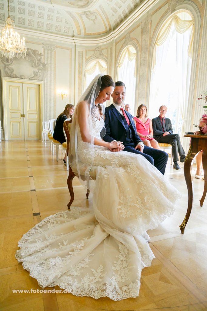 Heiraten im Gohliser Schlösschen