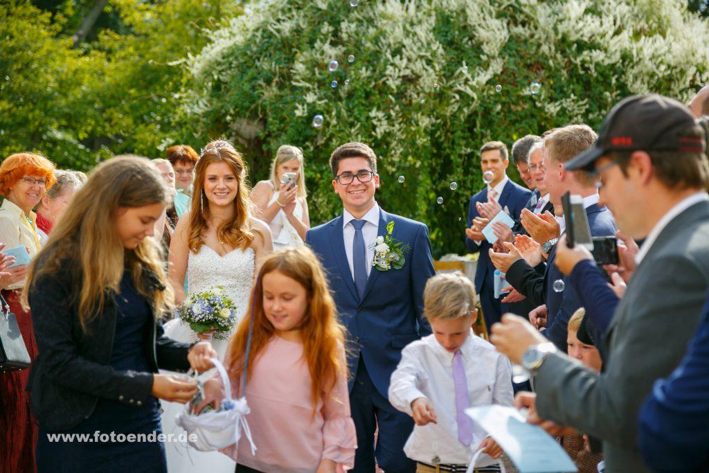 standesamtliche Trauung in Zwenkau